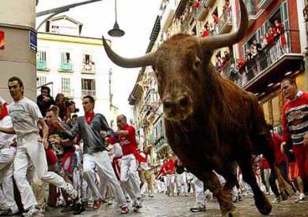 Pamplona y la fiesta de san ferm n 2011 euroescapadas for Pisos en san fermin madrid