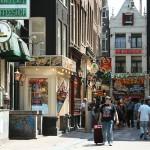 Rutas de compras en Amsterdam
