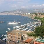 Sorrento, la bella de Campania