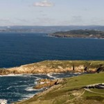 Recorriendo el casco antiguo de A Coruña