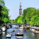 Vacaciones de verano en Amsterdam