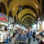 De compras en Estambul