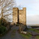 El Castillo Oranmore de Irlanda