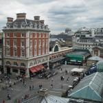 Un paseo por Covent Garden de Londres