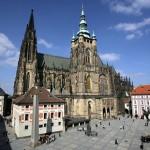 La Catedral San Vito de Praga