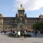 El Museo Nacional de Praga