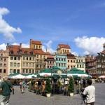 Varsovia, capital de la cultura polaca