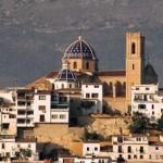 Altea, la cúpula del Mediterráneo