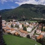 Bellinzona, la bella del Ticino