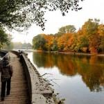 Un paseo por el río Isar de Munich