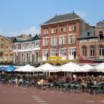 La ciudad medieval de Eindhoven
