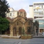 Agioi Theodoroi, Iglesia de San Teodoro en Atenas
