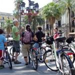 Conozca Barcelona en bicicleta