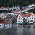 Bergen, la puerta de los fiordos en Noruega