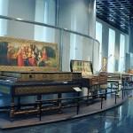 El Museo de Instrumentos Musicales en Bruselas