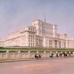 El Palacio del Parlamento de Bucarest