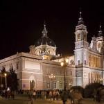 La Catedral de Santa María de la Real de la Almudena de Madrid