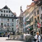 Lucerna, la puerta de entrada de Suiza