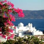 Plaka, capital de Milos en las Cícladas
