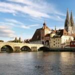 Regensburg, la ciudad medieval de Alemania