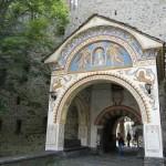 El Monasterio de Rila en Bulgaria