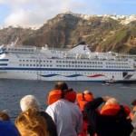 Cruceros de temporada a Grecia