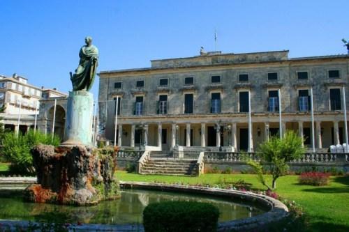 Museo de Arte Asiático de Corfú, Grecia  Euroescapadas