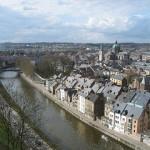 Ciudades medievales de Bélgica : Namur