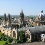 La ciudad universitaria de Oxford