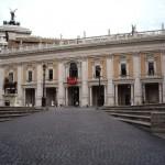 El Palazzo Nuovo en Roma, Museos Capitolinos