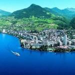 Montreux, la capital de la Riviera de Vaud