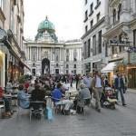 De compras en Viena