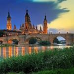 Zaragoza, la ciudad del Pilar en España