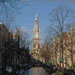 La Zuiderkerk, la Iglesia del Sur en Amsterdam