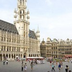 Recorra la Grand Place de Bruselas