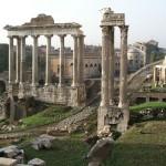 Las siete colinas de Roma