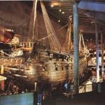 El Museo Marítimo de Vasa en Estocolmo