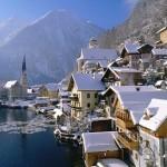 Turismo a Austria en el invierno
