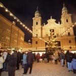 Salzburgo, clásico destino en Navidad