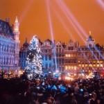 Celebraciones de Navidad en Bruselas