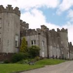 Castillos navideños en Dublin
