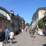 Pueblos medievales en Finlandia