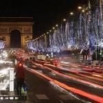 Celebre la Navidad en París