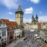 Vacaciones de invierno a Praga