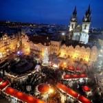 Los Mercados de Navidad en Praga