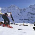 Vacaciones de invierno en Jungfrau