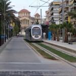 Transporte público en Atenas