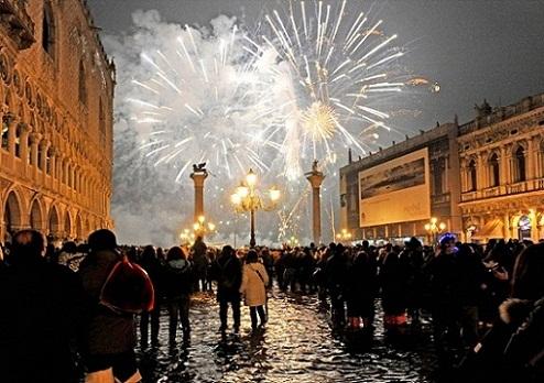 Resultado de imagen para fuegos artificiales italia