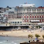 Biarritz, el puerto de las ballenas