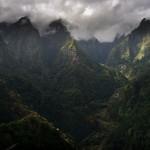 Ribeiro Frio, naturaleza en Madeira